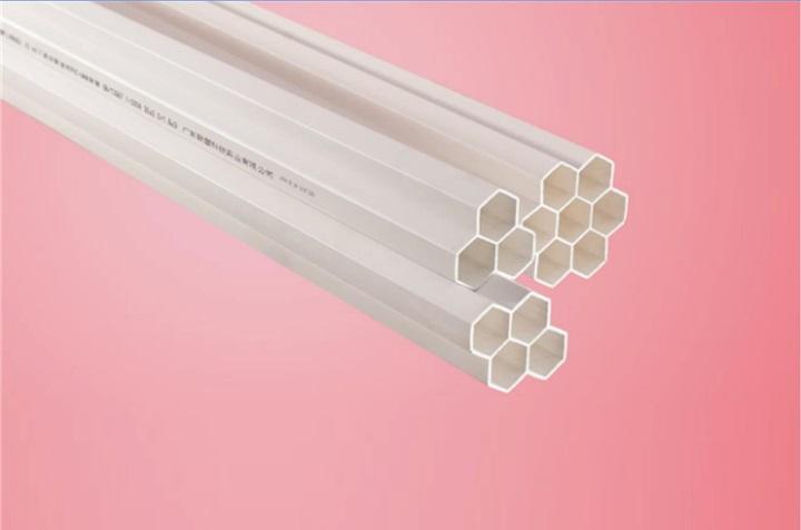 联塑地下通信管道用PVC蜂窝管
