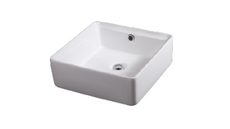 陶瓷面盆简单去污的方法