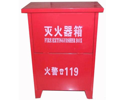灭火器箱的使用要求和使用方法
