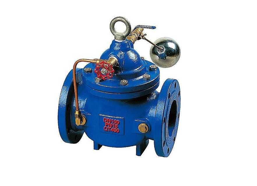 四种铸铁球阀的不同驱动方式