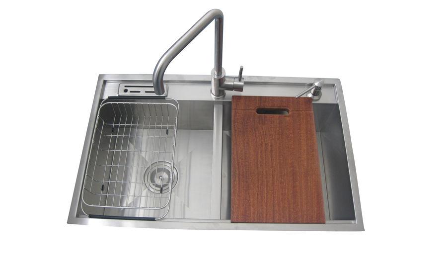 不锈钢水槽有哪些类别
