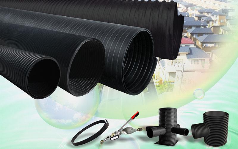 HDPE双壁波纹管规格介绍