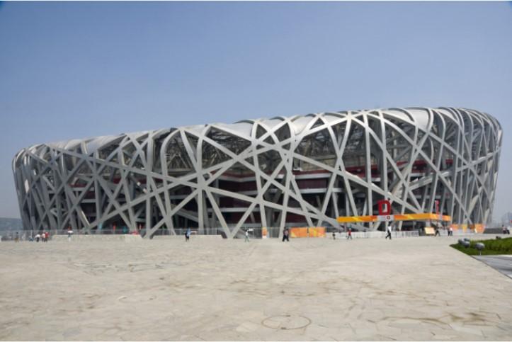 联塑2008年北京奥运会场馆