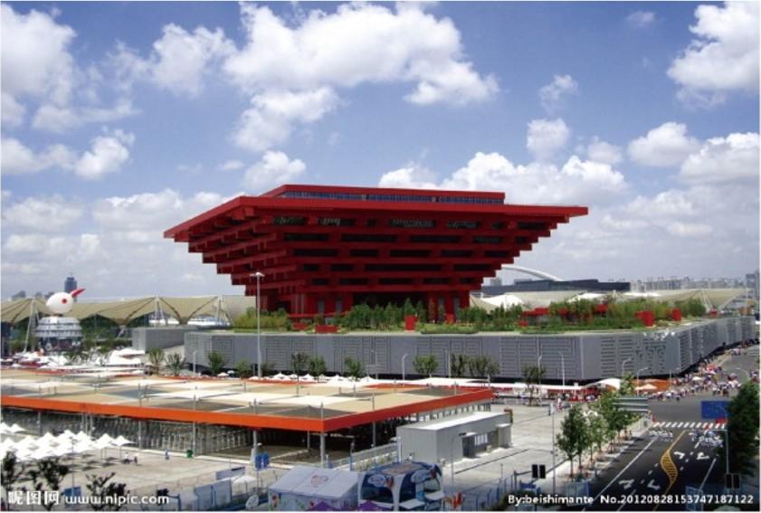 联塑2010年上海世界博览会展览馆