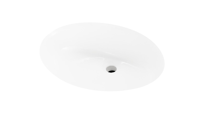 陶瓷台下盆怎么安装