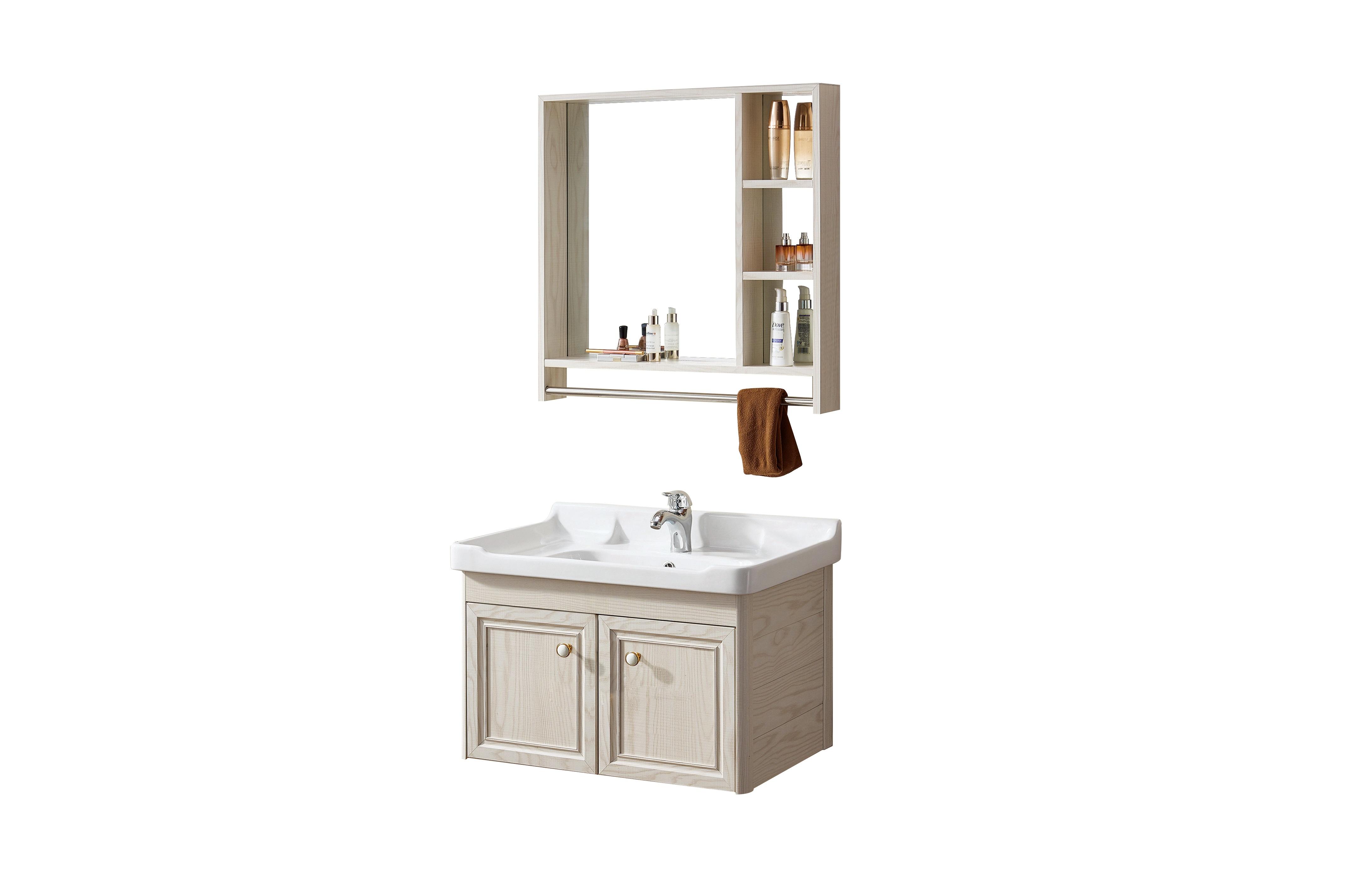 浴室柜的种类及其优点